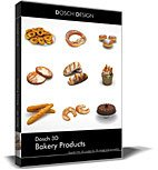 DOSCH 3D: Bakery Product