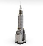 DOSCH 3D: Chrysler Building
