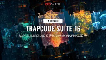 TRAPCODE SUITE 16 Perpetual - Upgrade from Trapcode Suite 14/15