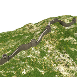 DOSCH 3D: Great Wall China